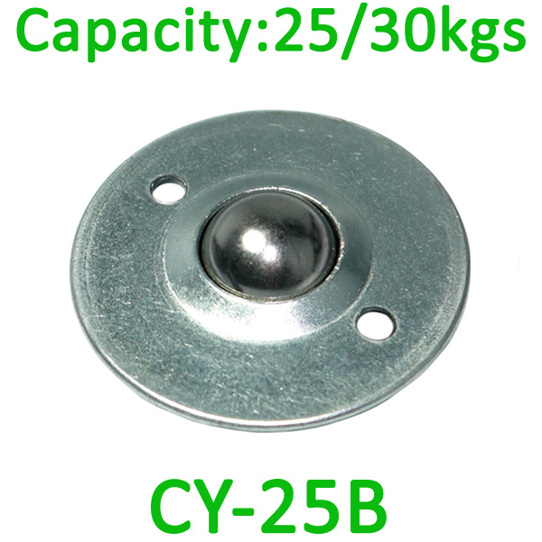 All kinds of Ball Unit Transfer Bearing for medium loading duty